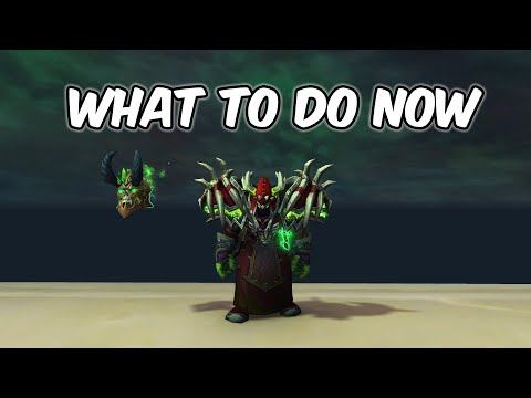 What To Do - Demonology Warlock PvP - WoW BFA 8.1.5