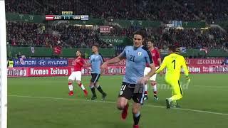Austria 2 - 1 Uruguay | Amistoso internacional