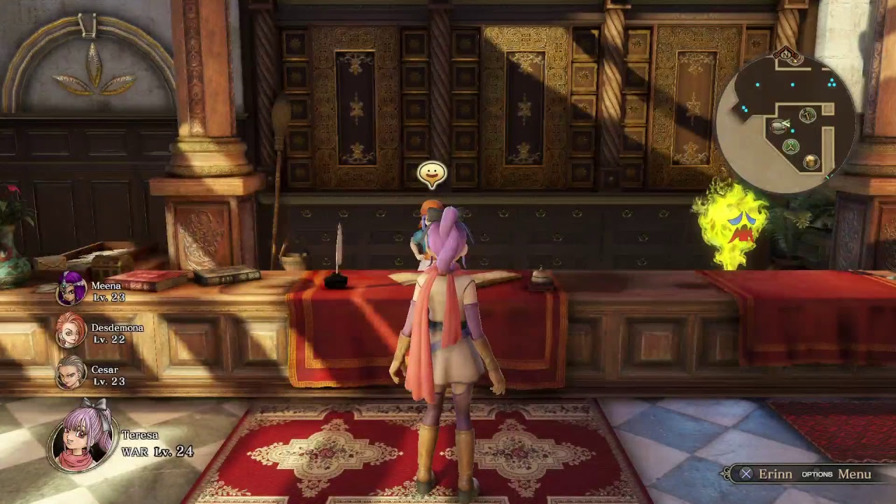 dragon quest heroes 2 trainer