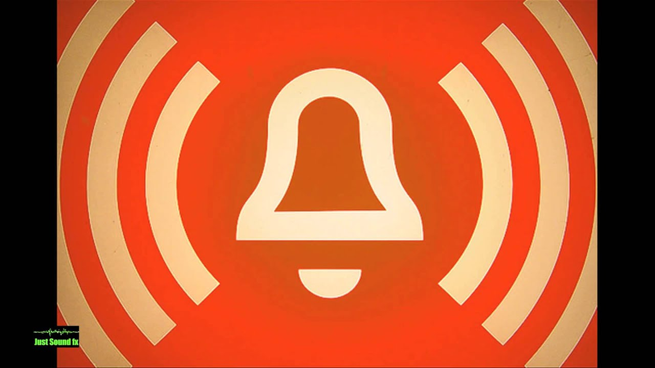 School Alarm Bell - YouTube