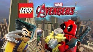 Creating Wolverine & Deadpool! | LEGO Marvel's Avengers Customs