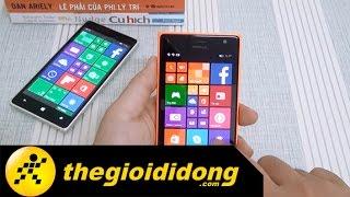 Đánh giá Nokia Lumia 730 Dual Sim | www.thegioididong.com