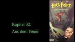 Harry Potter und der Orden des Phönix - Kapitel 32: Aus dem Feuer