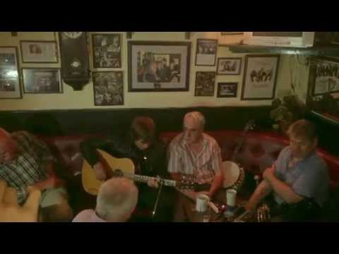 Liam Gallagher from Oasis sings a couple of songs + playing guitar in pub on the 26 July 2015
