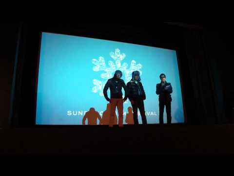 I Saw The Devil {director intro} @ 2011 Sundance Film Festival
