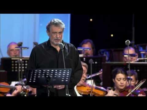 Placido Domingo - No puede ser (Berlin 2006) (EN & CRO subs / hrvatski)