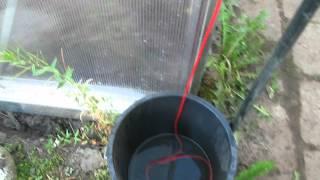 De Alternatieve manier voor het opvangen van hemelwater.