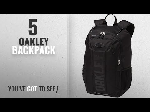 b1071b49ca Review Oakley Kitchen Sink Backpack Black New