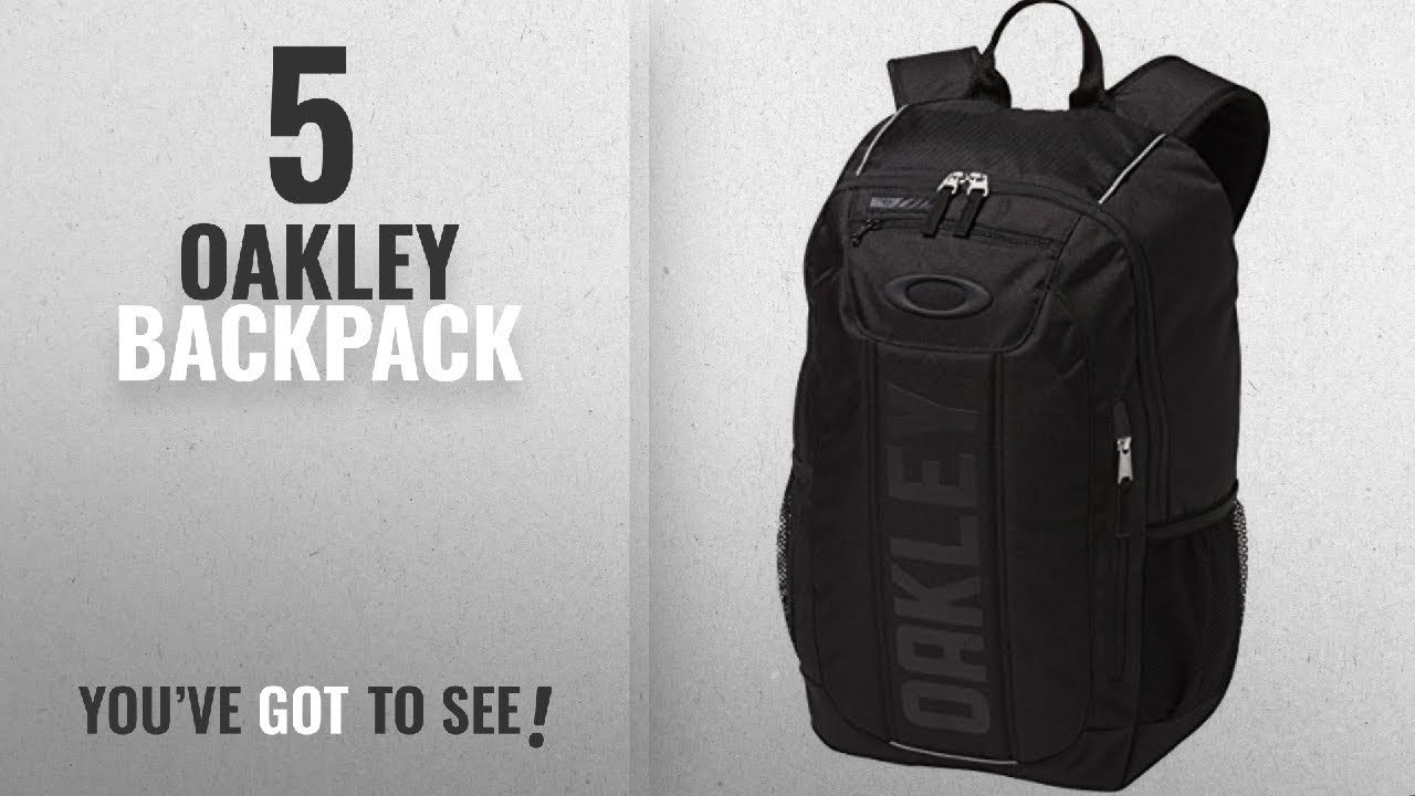 Top 10 Oakley Backpack [ Winter 2018 ]: Oakley Men\'s Enduro 20l 2.0 ...
