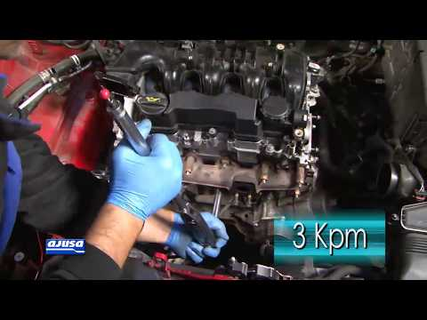 Exhaust Manifold Gasket /  Colector Escape Ford Focus .