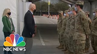 U.S. Troops Attacked At Iraqi Air Base | NBC Nightly News