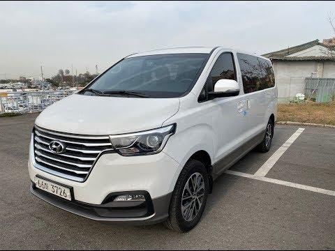 Grand Starex Urban Exclusive 4WD 2019 и Grand Starex Modern Special 4WD напрямую из Кореи