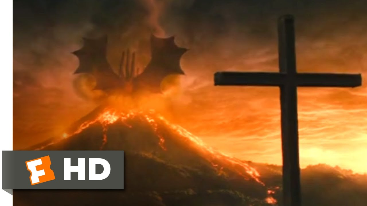 Godzilla: King of the Monsters (2019) - King Ghidorah Scene (5/10) | Movieclips