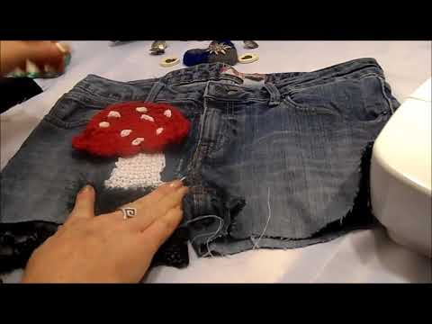 diy jeans aus alt mach neu tasche bag selber machen. Black Bedroom Furniture Sets. Home Design Ideas