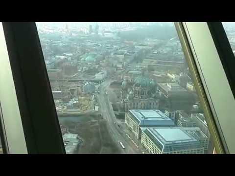 Fernsehturm - City View of Berlin