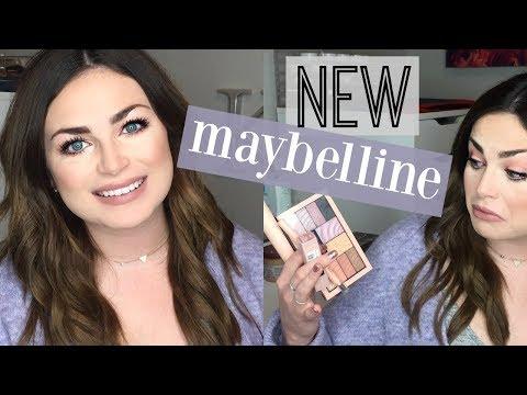 Maybelline Total Temptation | Testing Drugstore Makeup