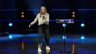 Running with God - Sadie Robertson | Aug 4, 2019