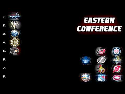 2011-2012 NHL Season Predictions - Playoffs
