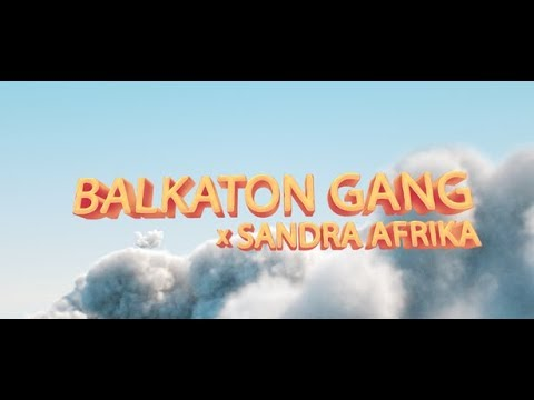 Balkaton Gang (Rasta, Alen Sakić, Bula Adriano) x Sandra Afrika - SOS (Official Video)