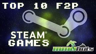 Top Ten F2P Steam Games 2016