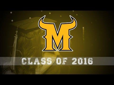 2016 Parkland High School Graduation Ceremony