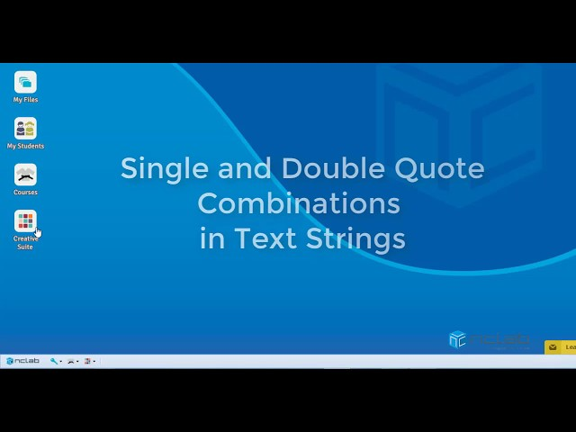 Single and Double Quote Combinations in Python Text Strings