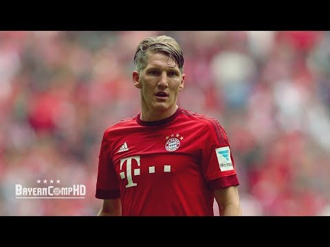 Bastian Schweinsteiger - FUSSBALLGOTT - The Legend - Ultimate Skills, Passes & Goals