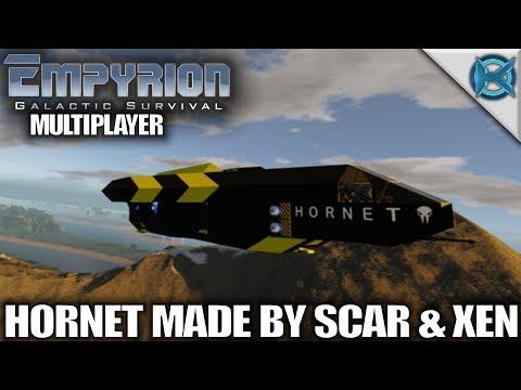 Hornet Made by Scar & Xen   Empyrion Galactic Survival   MP Let's Play Gameplay Alpha 6   S04E11