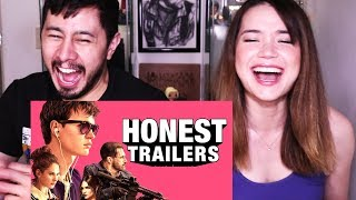 HONEST TRAILERS: BABY DRIVER | Reaction!