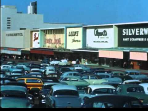 Los Angeles in the 50s