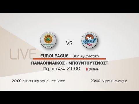 1909062aac Euroleague 30η αγωνιστική