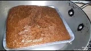 बिना बेकिंग सोडा बिना बेकिंग पाउडर बिना ओवन के बनाऐं चोकलेट केक |eggless chocolate cake in kadhai