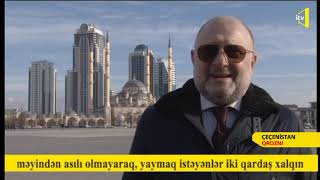 Çeçen və Azərbaycan xalqları böyük mədəniyyətin davamçılarıdır.