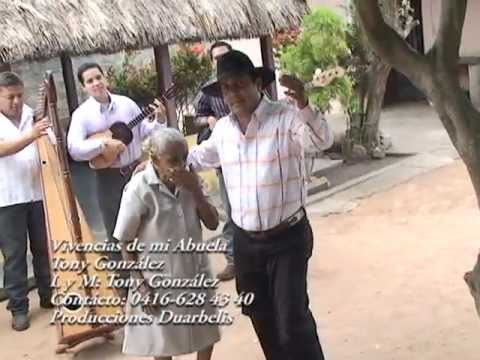 Tony Gonzalez - Vivencias de mi abuela