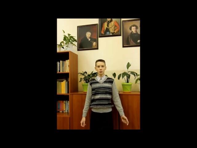 Изображение предпросмотра прочтения – НиколайМакурин читает отрывок изпроизведения «Бородино» М.Ю.Лермонтова