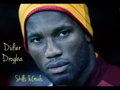 Didier Drogba - Chelsea & Galatasaray ● Skills ● Goals ●HD