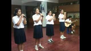 Vocal Group SMP Tarakanita 5 th. 2014_Burung Camar