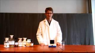 Show-Versuch: Oszillierende Iod-Uhr