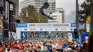 BMW Frankfurt Marathon 2014 - Review