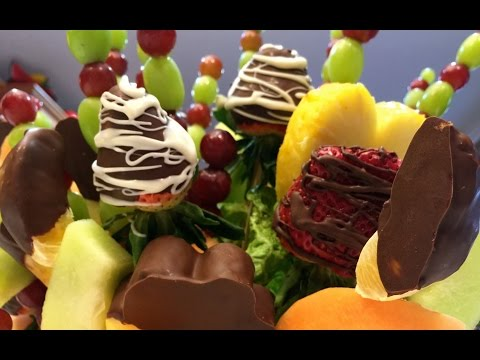 How to make an Edible Fruit Basket