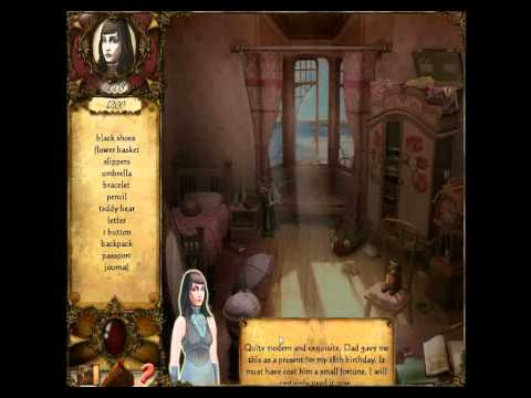 Mystery Series: A Vampire Tale (Gameplay)