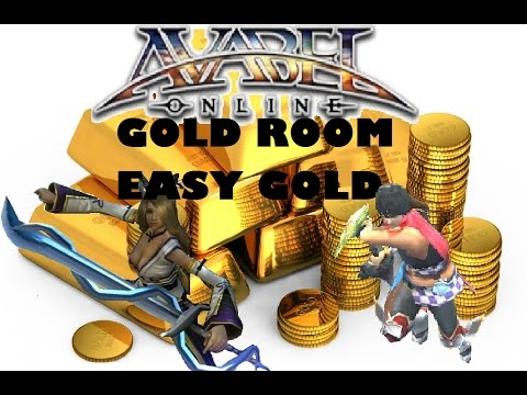 Avabel Online - How To Open Gold Room