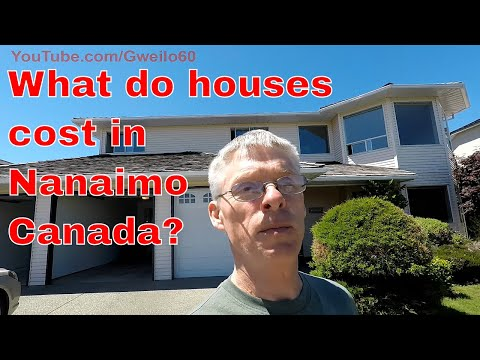 Cost of Buying a house in Nanaimo