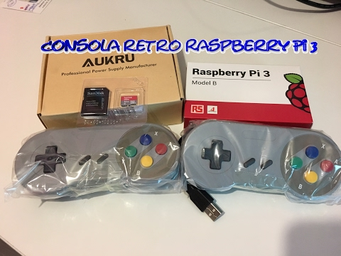 Comparison Retropie PiPlay Lakka