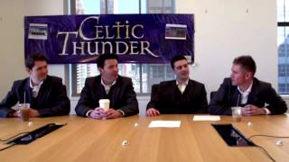 CELTIC THUNDER   FB LIVE ST  PATRICK'S DAY