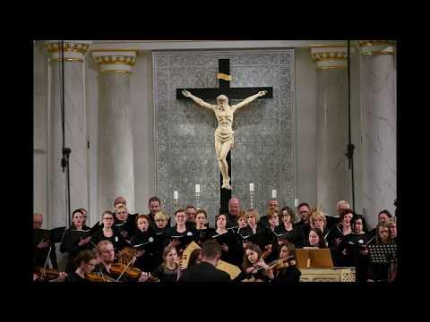"""J.S. Bach - Chór """"Liebster Gott, Wenn Werd Ich Sterben?"""" (BWV 8) - Mu!!!ob, Collegium Musicum UW"""