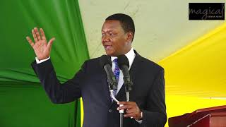 STOP TAKING CORRUPT MONEY IN CHURCH!GOVERNOR MUTUA SAYS AS HE DEFENDS UHURU MISSING IN ACTION!