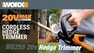WG255 - WORX 20V MaxLithium Cordless 20