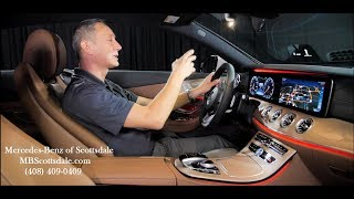 Safety And More - The 2018 Mercedes-Benz E 400 4MATIC® Coupe From Mercedes Benz Of Scottsdale