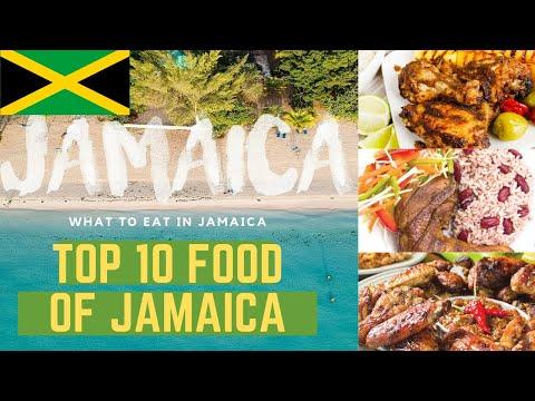 TOP TEN JAMAICAN FOOD YOU MUST TRY IN JAMAICA